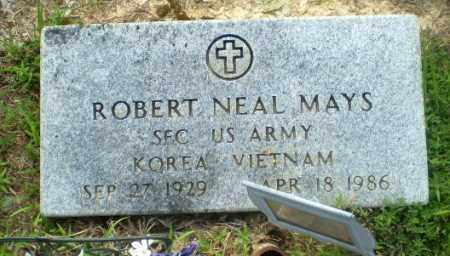 MAYS (VETERAN 2 WARS), ROBERT NEAL - Craighead County, Arkansas | ROBERT NEAL MAYS (VETERAN 2 WARS) - Arkansas Gravestone Photos