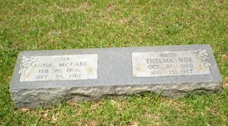 MCCABE, ANNA - Craighead County, Arkansas | ANNA MCCABE - Arkansas Gravestone Photos