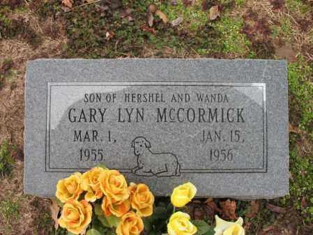 MCCORMICK, GARY LYN - Craighead County, Arkansas | GARY LYN MCCORMICK - Arkansas Gravestone Photos