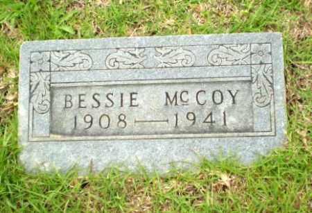 MCCOY, BESSIE - Craighead County, Arkansas | BESSIE MCCOY - Arkansas Gravestone Photos