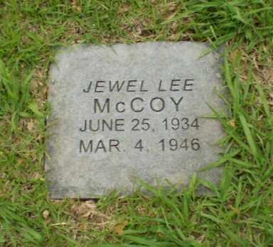 MCCOY, JEWEL - Craighead County, Arkansas   JEWEL MCCOY - Arkansas Gravestone Photos