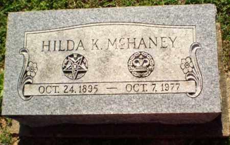 MCHANEY, HILDA - Craighead County, Arkansas | HILDA MCHANEY - Arkansas Gravestone Photos