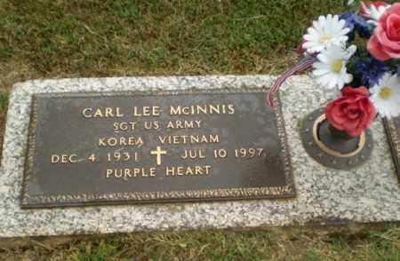 MCINNIS  (VETERAN 2 WARS), CARL LEE - Craighead County, Arkansas   CARL LEE MCINNIS  (VETERAN 2 WARS) - Arkansas Gravestone Photos