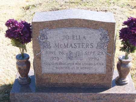 MCMASTERS, JO ELLA - Craighead County, Arkansas   JO ELLA MCMASTERS - Arkansas Gravestone Photos