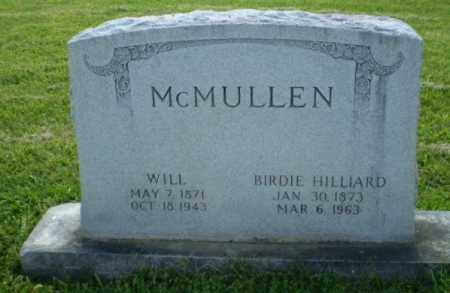 MCMULLEN, BIRDIE - Craighead County, Arkansas | BIRDIE MCMULLEN - Arkansas Gravestone Photos