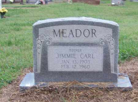 MEADOR, JIMMIE CARL - Craighead County, Arkansas   JIMMIE CARL MEADOR - Arkansas Gravestone Photos