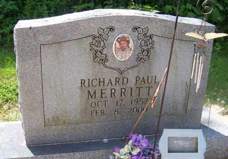 MERRITT, RICHARD PAUL - Craighead County, Arkansas   RICHARD PAUL MERRITT - Arkansas Gravestone Photos