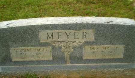 MEYER, INEZ - Craighead County, Arkansas | INEZ MEYER - Arkansas Gravestone Photos