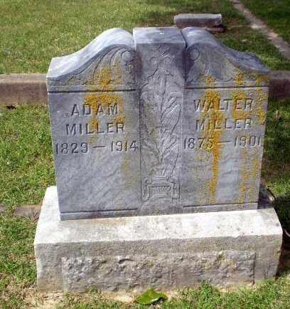 MILLER, ADAM - Craighead County, Arkansas | ADAM MILLER - Arkansas Gravestone Photos