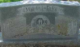 MILLER, HARVEY - Craighead County, Arkansas | HARVEY MILLER - Arkansas Gravestone Photos