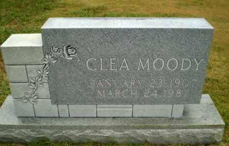MOODY, CLEA - Craighead County, Arkansas   CLEA MOODY - Arkansas Gravestone Photos