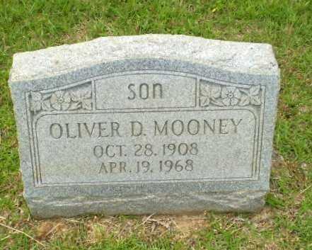 MOONEY, OLIVER D - Craighead County, Arkansas | OLIVER D MOONEY - Arkansas Gravestone Photos