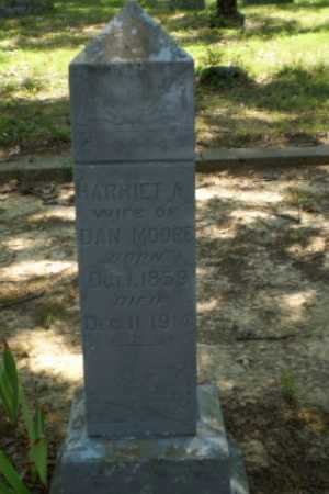 MOORE, HARRIET A - Craighead County, Arkansas | HARRIET A MOORE - Arkansas Gravestone Photos