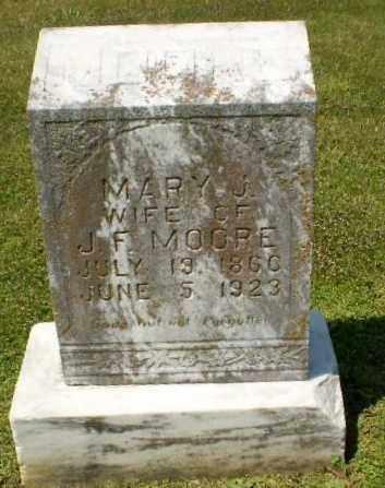 MOORE, MARY J - Craighead County, Arkansas   MARY J MOORE - Arkansas Gravestone Photos
