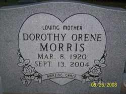 ROBERTS MORRIS, DOROTHY ORENE - Craighead County, Arkansas | DOROTHY ORENE ROBERTS MORRIS - Arkansas Gravestone Photos
