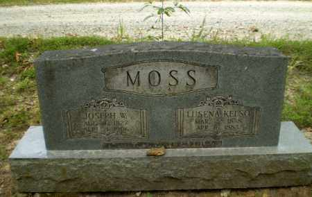 MOSS, LUSENA - Craighead County, Arkansas | LUSENA MOSS - Arkansas Gravestone Photos
