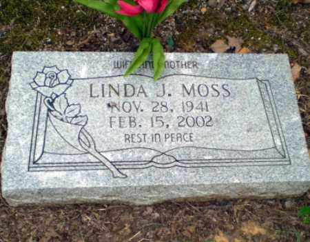 MOSS, LINDA J - Craighead County, Arkansas   LINDA J MOSS - Arkansas Gravestone Photos