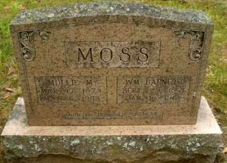 MOSS, MOLLIE M - Craighead County, Arkansas | MOLLIE M MOSS - Arkansas Gravestone Photos