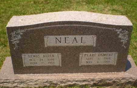 OSMENT NEAL, PEARL - Craighead County, Arkansas | PEARL OSMENT NEAL - Arkansas Gravestone Photos