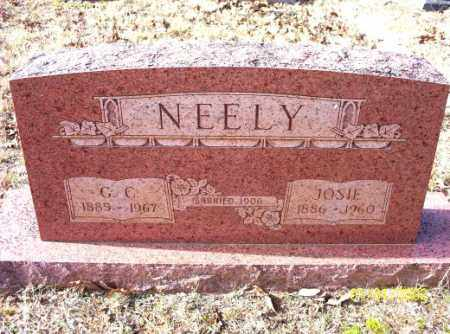 NEELY, G.C. - Craighead County, Arkansas | G.C. NEELY - Arkansas Gravestone Photos