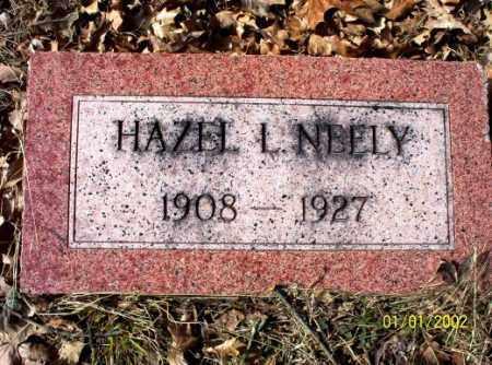 NEELY, HAZEL  L. - Craighead County, Arkansas   HAZEL  L. NEELY - Arkansas Gravestone Photos