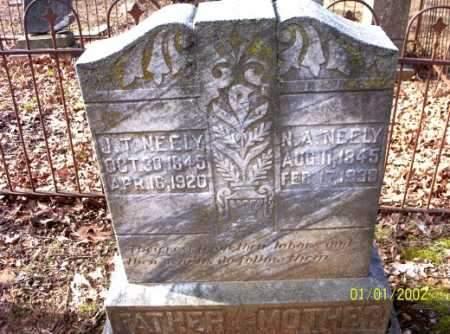 NEELY, N.A. - Craighead County, Arkansas | N.A. NEELY - Arkansas Gravestone Photos