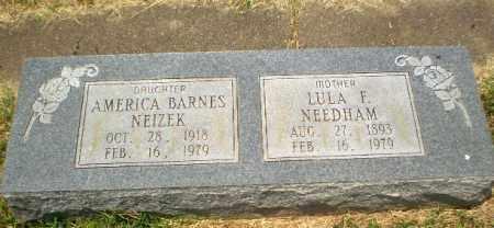 NEIZEK, AMERICA - Craighead County, Arkansas | AMERICA NEIZEK - Arkansas Gravestone Photos
