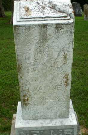 NELMS, EVALINE - Craighead County, Arkansas   EVALINE NELMS - Arkansas Gravestone Photos