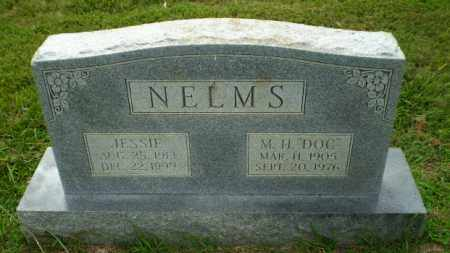 "NELMS, M.H. ""DOC"" - Craighead County, Arkansas 