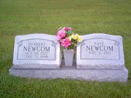 NEWCOM, HERBERT - Craighead County, Arkansas   HERBERT NEWCOM - Arkansas Gravestone Photos