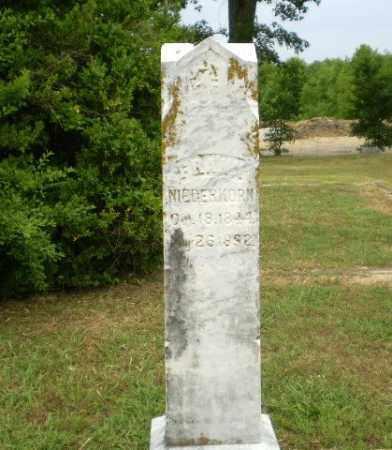 NIEDERKORN, FRANK - Craighead County, Arkansas | FRANK NIEDERKORN - Arkansas Gravestone Photos