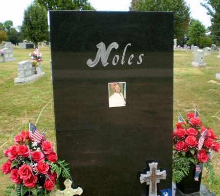NOLES, MALCOLM RAY - Craighead County, Arkansas | MALCOLM RAY NOLES - Arkansas Gravestone Photos