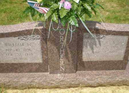 NORTHERN, WILLIAM H - Craighead County, Arkansas | WILLIAM H NORTHERN - Arkansas Gravestone Photos