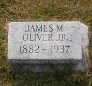 OLIVER, JR., JAMES M. - Craighead County, Arkansas   JAMES M. OLIVER, JR. - Arkansas Gravestone Photos