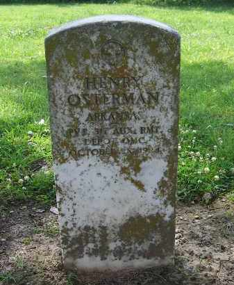 OSTERMAN (VETERAN), HENRY - Craighead County, Arkansas | HENRY OSTERMAN (VETERAN) - Arkansas Gravestone Photos