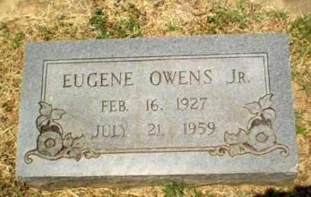 OWENS, EUGENE - Craighead County, Arkansas   EUGENE OWENS - Arkansas Gravestone Photos