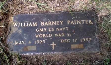 PAINTER (VETERAN WWII), WILLIAM BARNEY - Craighead County, Arkansas | WILLIAM BARNEY PAINTER (VETERAN WWII) - Arkansas Gravestone Photos