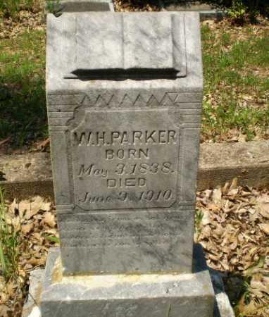 PARKER, W.H. - Craighead County, Arkansas | W.H. PARKER - Arkansas Gravestone Photos