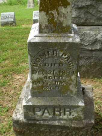 PARR, HOMER - Craighead County, Arkansas | HOMER PARR - Arkansas Gravestone Photos