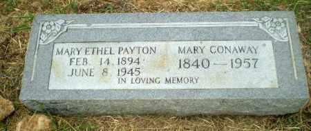 CONAWAY, MARY - Craighead County, Arkansas | MARY CONAWAY - Arkansas Gravestone Photos