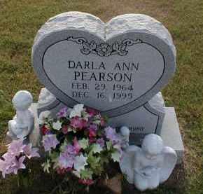 PEARSON, DARLA ANN - Craighead County, Arkansas   DARLA ANN PEARSON - Arkansas Gravestone Photos