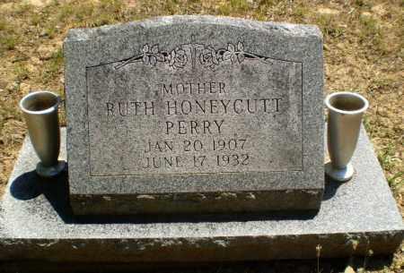HONEYCUTT PERRY, RUTH - Craighead County, Arkansas   RUTH HONEYCUTT PERRY - Arkansas Gravestone Photos