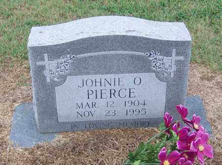PIERCE, JOHNIE O - Craighead County, Arkansas | JOHNIE O PIERCE - Arkansas Gravestone Photos