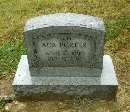 PORTER, ADA - Craighead County, Arkansas | ADA PORTER - Arkansas Gravestone Photos