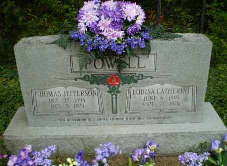 POWELL, THOMAS JEFFERSON - Craighead County, Arkansas | THOMAS JEFFERSON POWELL - Arkansas Gravestone Photos