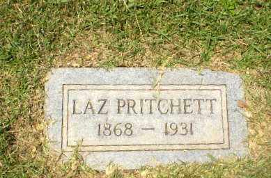 PRITCHETT, LAZ - Craighead County, Arkansas | LAZ PRITCHETT - Arkansas Gravestone Photos