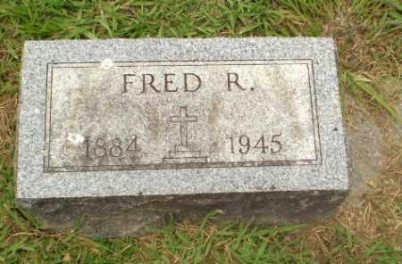 PURYEAR, FRED R - Craighead County, Arkansas | FRED R PURYEAR - Arkansas Gravestone Photos