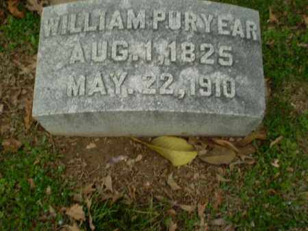 PURYEAR, WILLIAM - Craighead County, Arkansas | WILLIAM PURYEAR - Arkansas Gravestone Photos