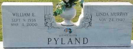 PYLAND, WILLIAM E. - Craighead County, Arkansas | WILLIAM E. PYLAND - Arkansas Gravestone Photos