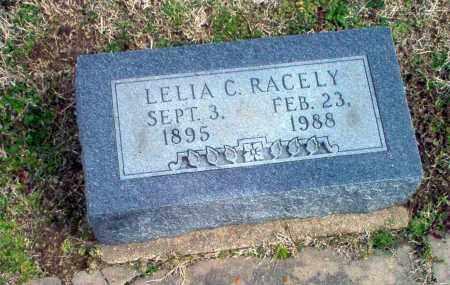 RACELY, LELIA C - Craighead County, Arkansas | LELIA C RACELY - Arkansas Gravestone Photos